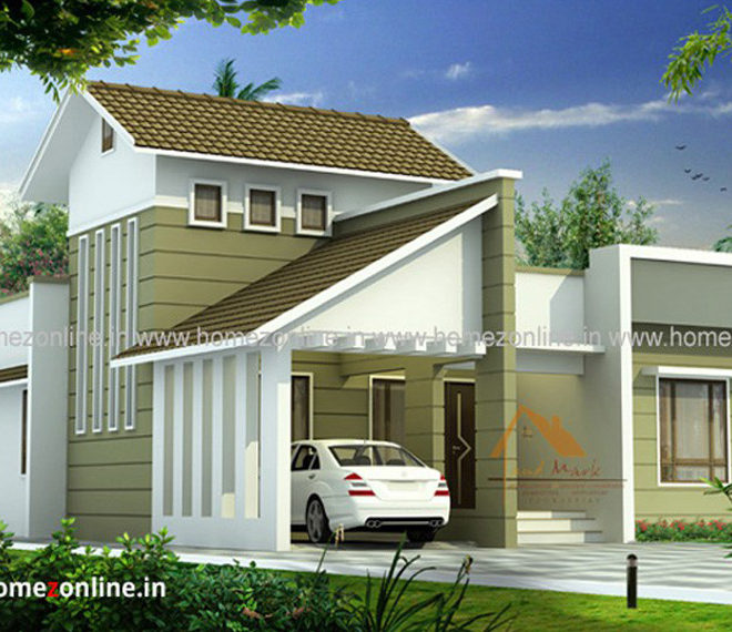1 floor house in 1500 square feet and 3 bedroom