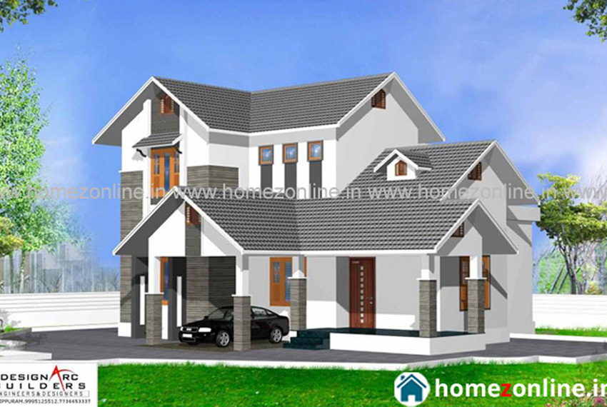 2000 Sq Ft Beautiful Home Design