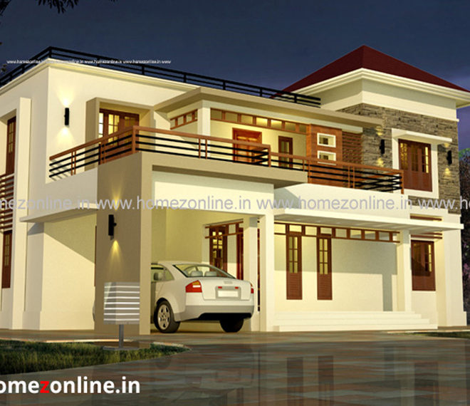 2030-sq-ft-flat-roof-home-design-1