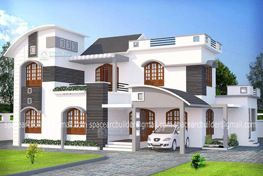 2170 sq ft awesome modern home design