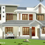 4 bedroom awesome home design in 2268 Square Feet