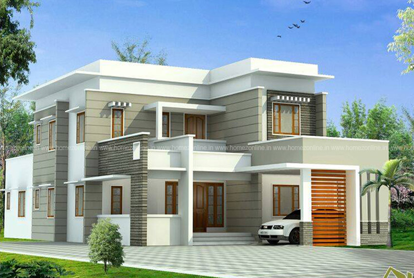 4 BHK House under 3000 Square Feet