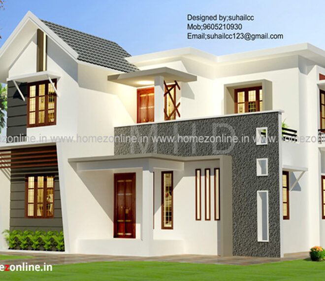 Delightful low budget home
