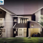 New style house with luxury amenities