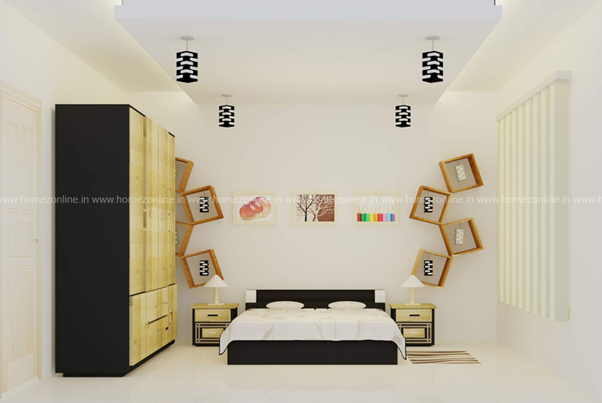 Amazing bedroom design for small bedroom