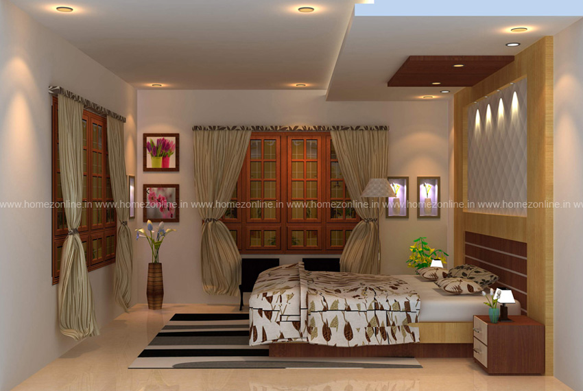 Awesome contemporary master bedroom interior