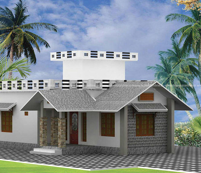 1150 Sq Ft Single Storied home for sale