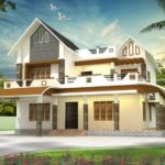 Best small house exterior design