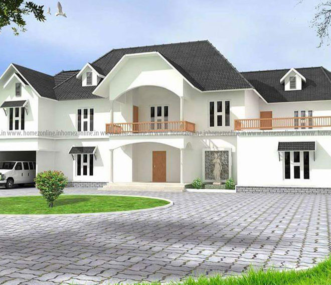 Bungalow house designs on 5 bedroom