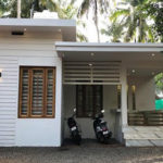 Brand new single story home for 12 lakh with interior