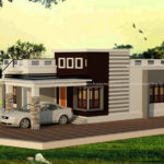 Nice looking single storey home with beautiful decor works