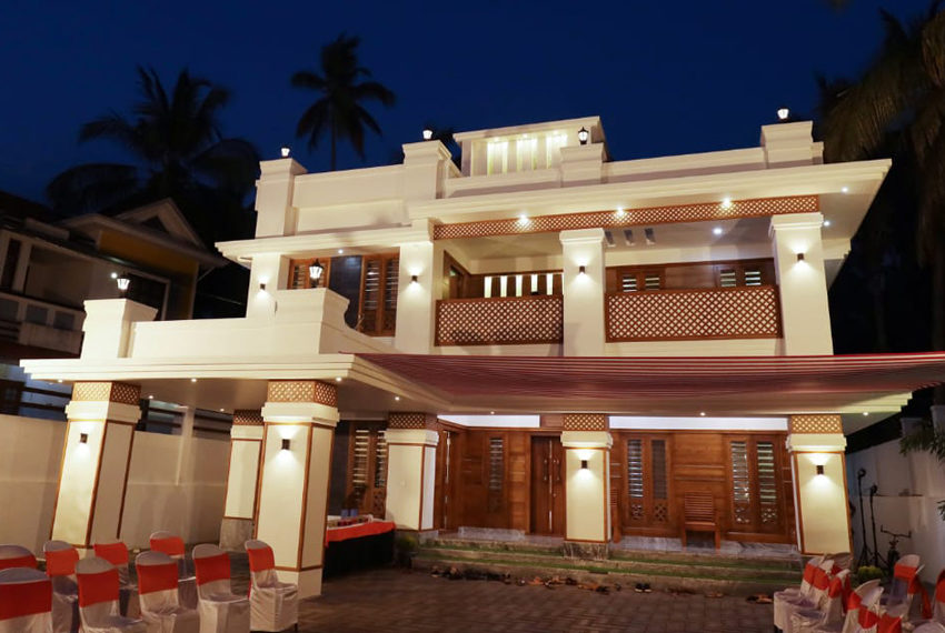 Premium double storey smart villa with awesome interior