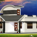 Fabulous 2 bedroom home design on low budget price