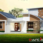 Best one floor house design with elegant exterior outlook