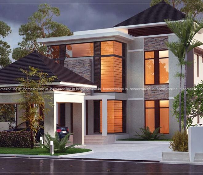 beautiful house design plan