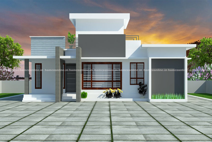 Beautiful single storey home