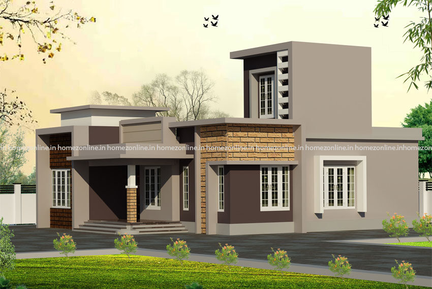Awesome single story home design