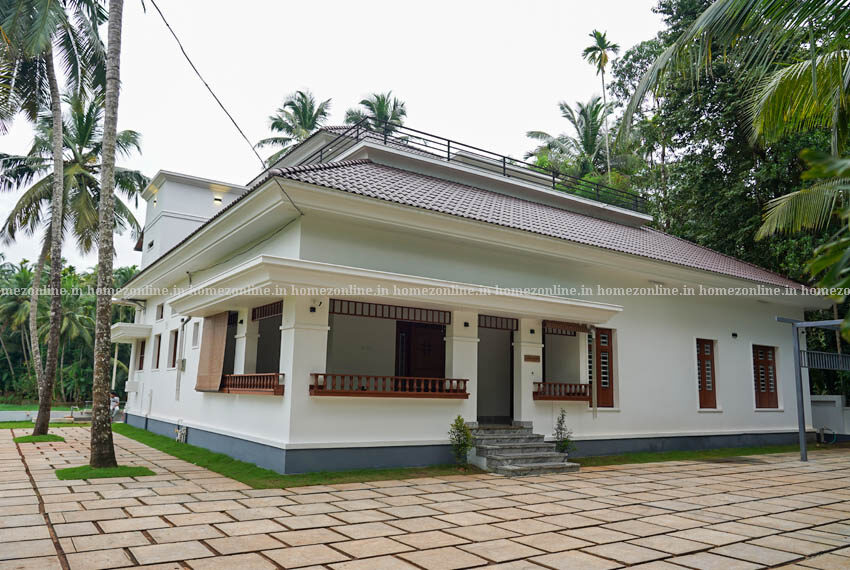 Very spacious double storey house