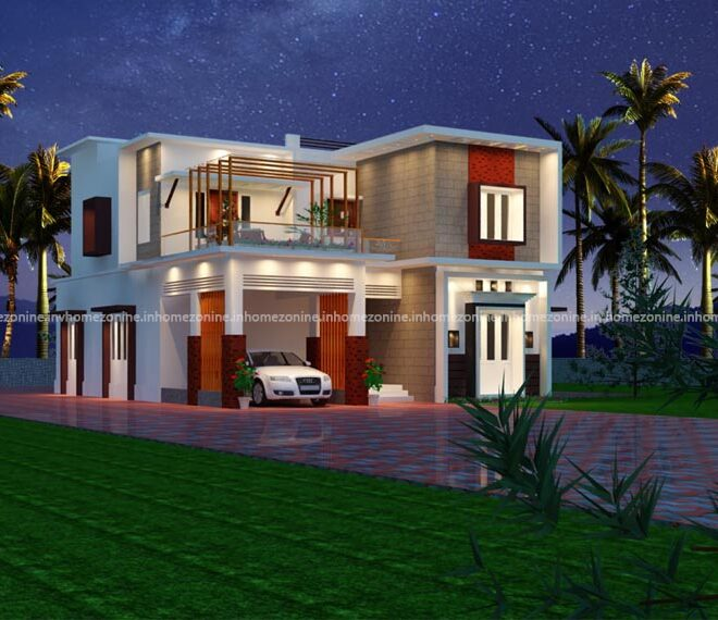 Magnificent double storey home