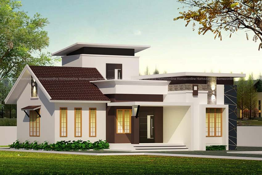 Mind blowing 2 BHK home