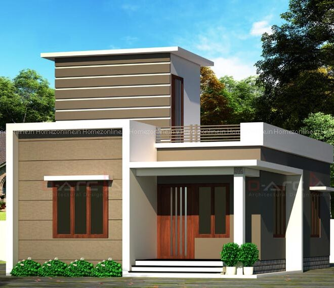 Attractive Small home design