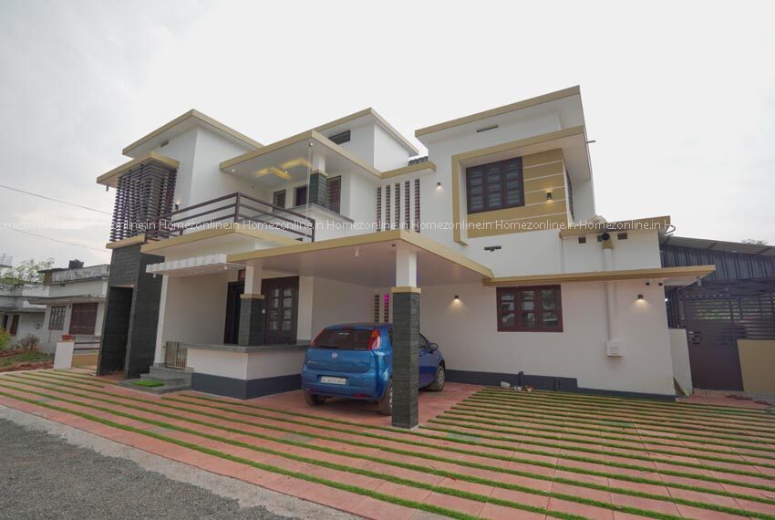 Brand new independent double storey home