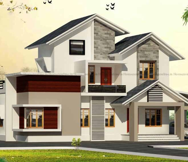 Exquisite double storey home
