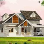 Gorgeous home design in 1600 sq ft