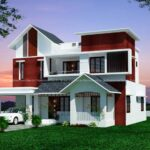 Outstanding 4BHK home design