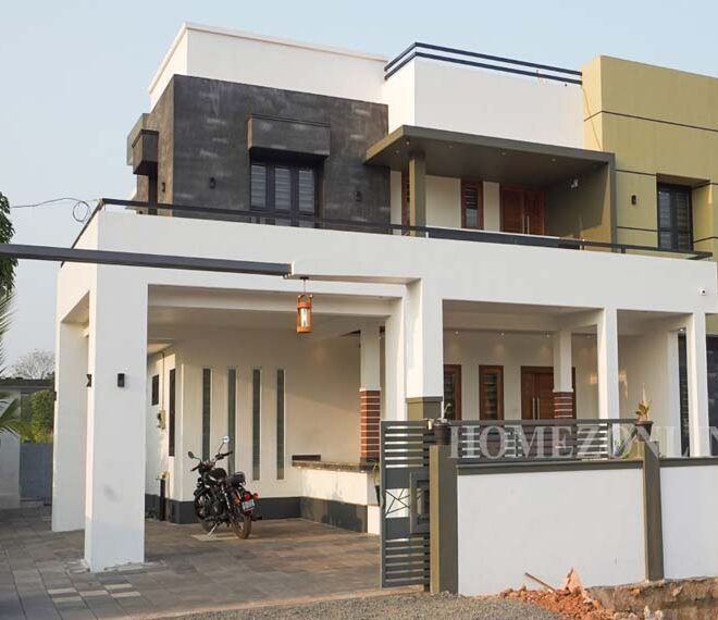 Beautiful two storey house design