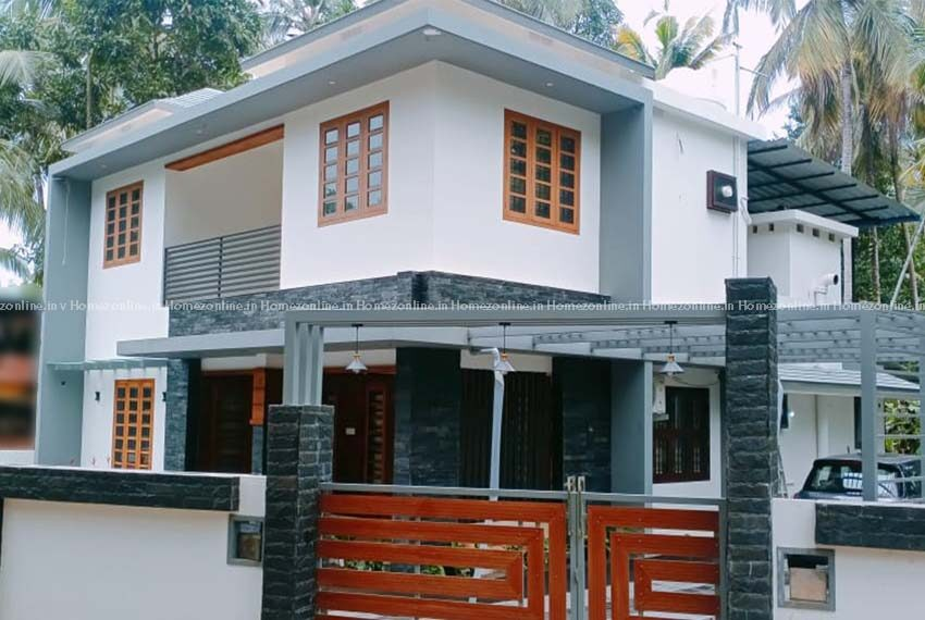 Brand new fabulous double storey house