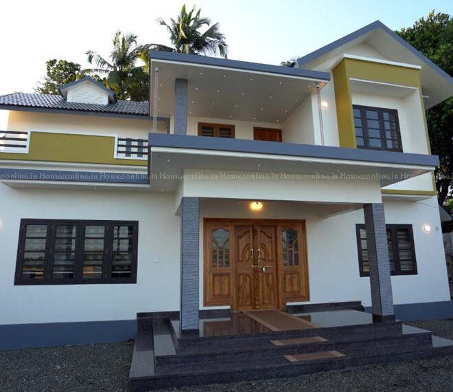 Dreamy independent double storey house