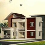 Simply outstanding 4 BHK home design
