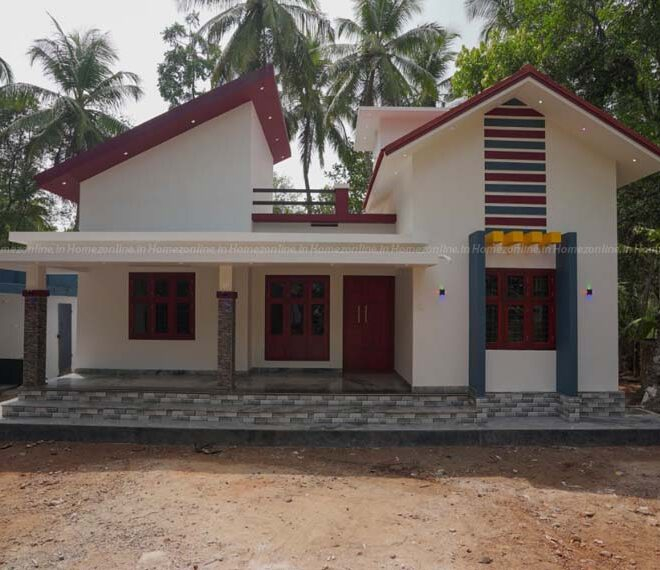 Stunning low budget single storey home