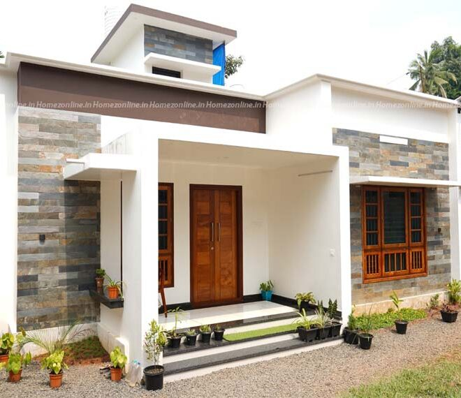 Stunning small budget house built for 16 lakh