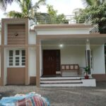 Beautiful small budget house built for 17 lakh