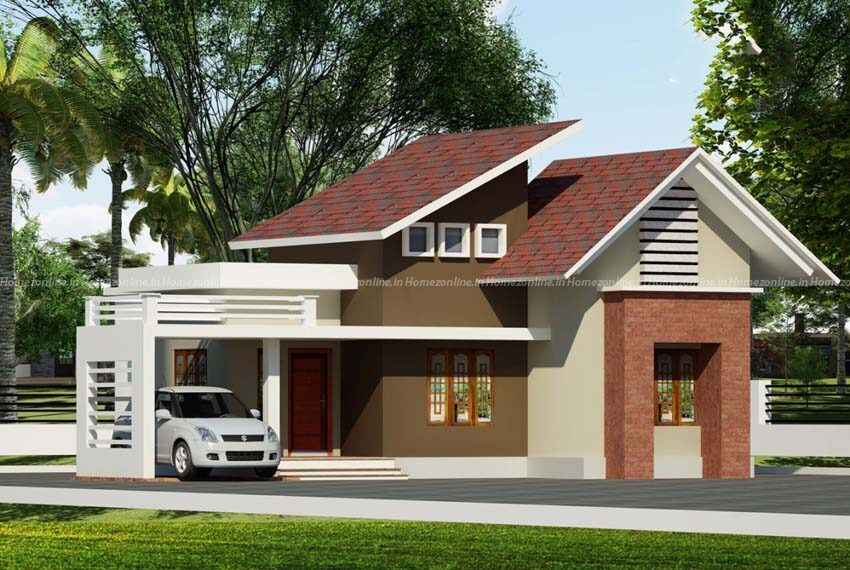 Exquisitely designed small home