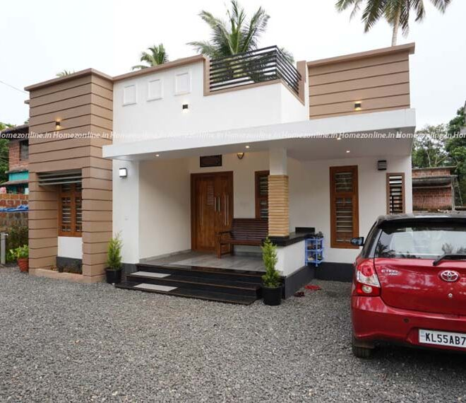 Magnificent budget single storey house