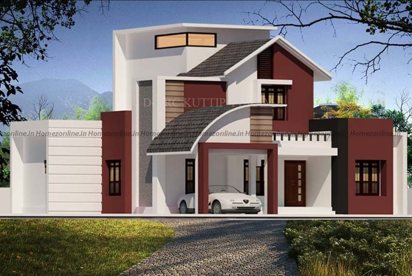 Elegant two storey home with out standing view