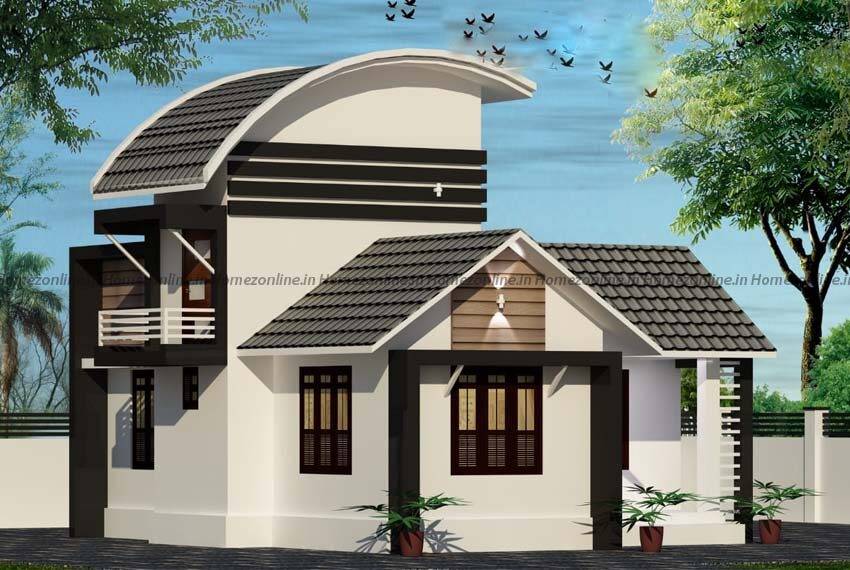 Small home with an amazing design