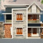 2100 sq ft duplex home with enticing exterior