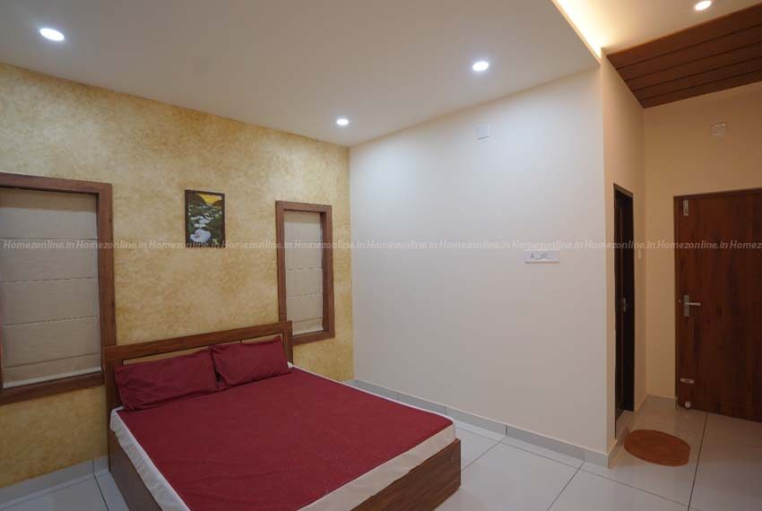 Best and simple bedroom decoration work