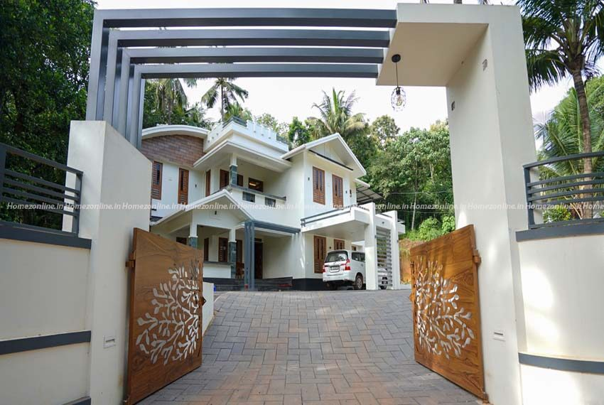 Best budget double storey home with smart interior works