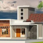Small home design with gorgeous exterior
